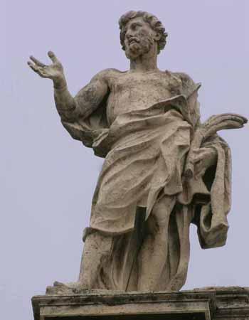 Святой Виталий Миланский