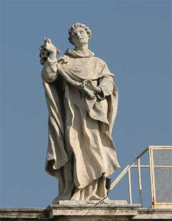 Святой Альберт Авогадро