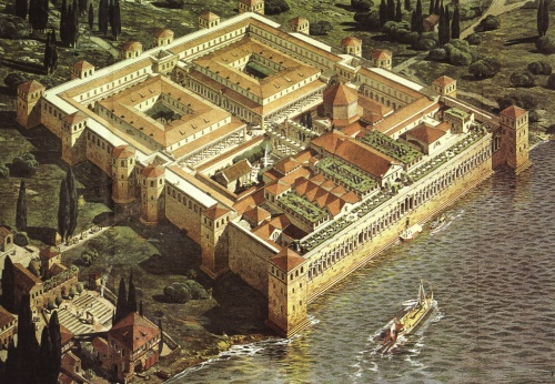 Дворец Диоклетиана.