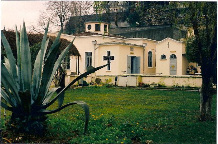 Церковь Богоматери Новая