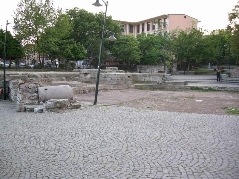 Церковь Св. Евфимии.