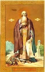 Святой Исаакий Далматский