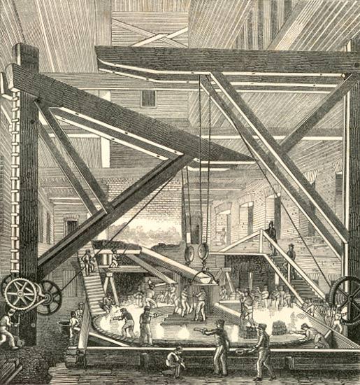 Литейное производство Берда