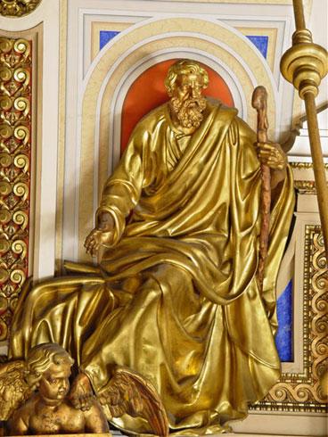 И.Витали. Апостол Трофим