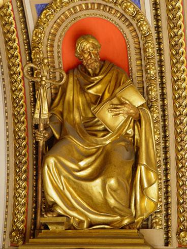 И.Витали. Апостол Анания